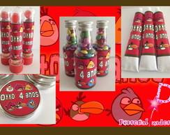 Kit Personalizado Angry Birds
