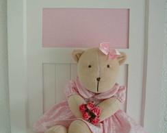 (MA 0151) Quadro maternidade ursa