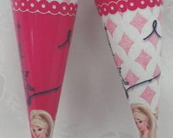 Cone Barbie Moda e Magia