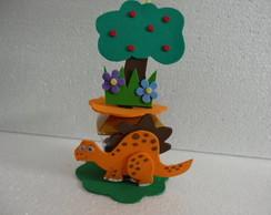 Porta Confetti Dinossauros com 10