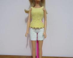 Roupa Barbie - Conjuntinho Ver�o III