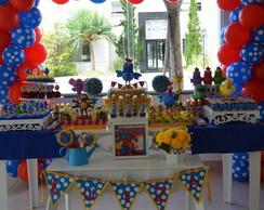 Festa Proven�al Galinha Pintadinha
