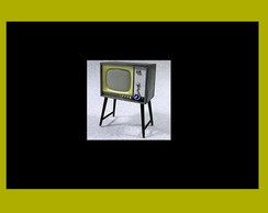 Miniatura TV Antiga