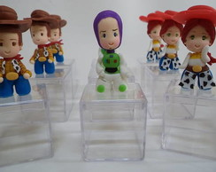 Toy Story em lembrancinha de biscuit