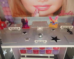 Loca��o de Decora��o Clean  Barbie