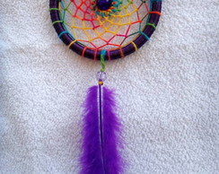 Filtro dos Sonhos Violeta Mesclado IV