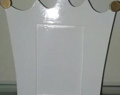 porta retrato coroa