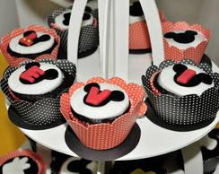 50 Mini Cupcake Mickey