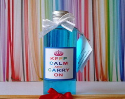 Difusor KEEP CALM... AQUA BLUE