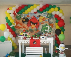 Festa do Angry Birds