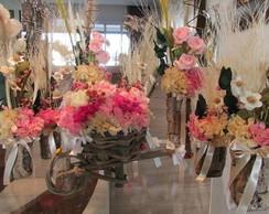 Conjunto De Flores Secas para festas X