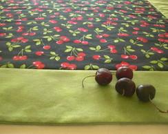 Toalha de mesa e acessorios