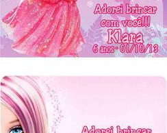 Barbie �m� De Geladeira, Tag, R�tulo
