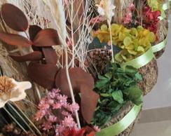 Cumbuca De Flores Secas Sortidas XI