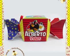 Caixa Bala Angry Birds