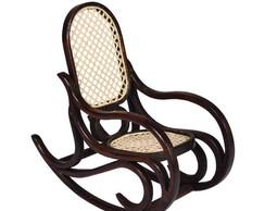 Cadeira de balan�o Thonet - Miniatura