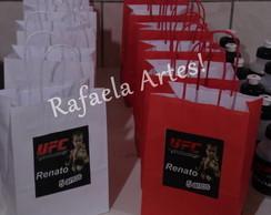 Sacolas Personalizadas UFC