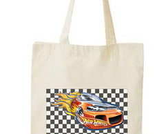 Bolsa Ecol�gica Hot Wheels 001
