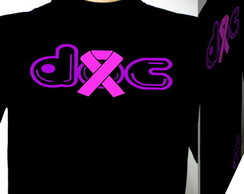 Camiseta Desafiando o Cancer-Doc