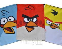 Mochila Infantil Angry Birds