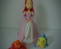 Princesa Ariel e seus Amigos