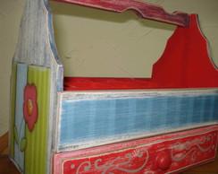 Porta Esmalte Color R�stico