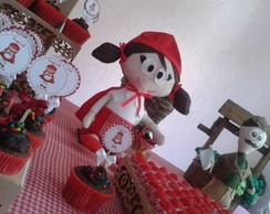 Festa Chap�uzinho Vermelho - Aluguel