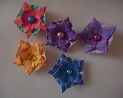 Broches de Mandalas Tullipy