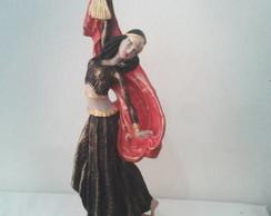 cigana rainha das ciganas 30cm