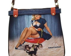 Bolsa Pin Up Gatos
