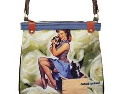 Bolsa  Pin Up Cachorro