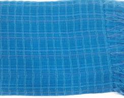 Manta para sof� - Azul