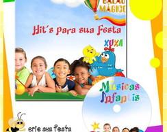 CD - M�sica Infantil Personalizado