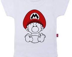 Body Infantil  Baby Mario