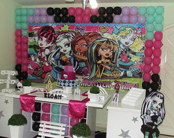 Decora��o Clean Monster High