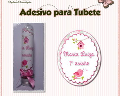 Adesivo para Tubete
