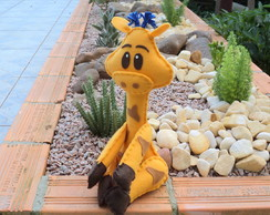 Girafinha Da Turma Da Galinha Pintadinha
