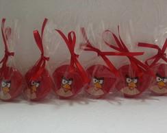 Latinhas Coloridas - Angry Birds