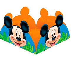 Scrap�Festa - Forminha do Mickey