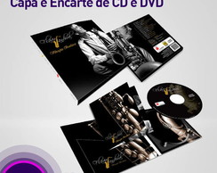 Capa CD e DVD