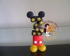 Vela Mickey 3 Aninhos