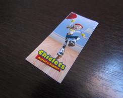 R�tulo Para Tubets - Toy Story Jessie