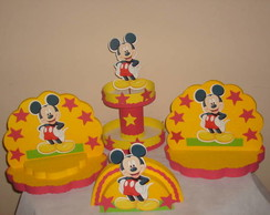 Kit De Festa decora��o Do Mickey