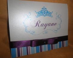 Convite 15 Anos Rayane