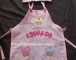 Kit  Mini Chef Avental  E Chap�u