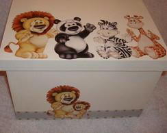 Caixa De Rem�dio safari