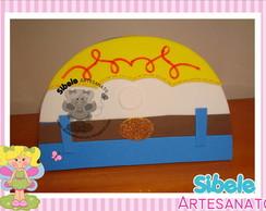 porta guardanapo jessie- toy story