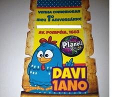 Convite Personalizado Papiro