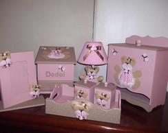 Kit Higienico Beb� Ursinhos