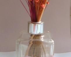 Aromatizador Flores+suporte mini pallet